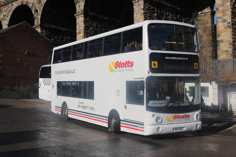 Double Deck Bus | Stotts Coaches