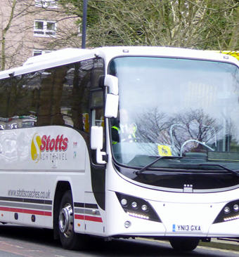 About Us | Stotts Coaches