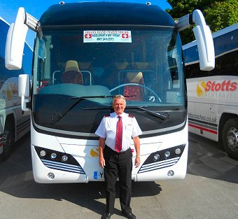 Our Drivers | Stotts Coaches